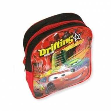 Cars Lightning McQueen schooltas kind