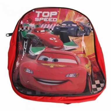 Disney cars schooltas kind