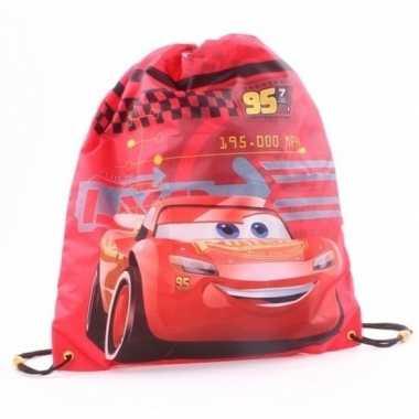 Disney cars schooltas/schooltas rijgkoord kind