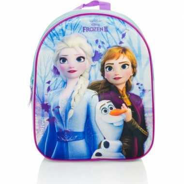 Disney frozen schooltas/rugzak d meisjes kind