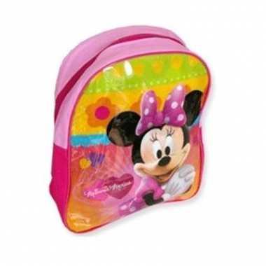 Minnie mouse disney schooltas kind