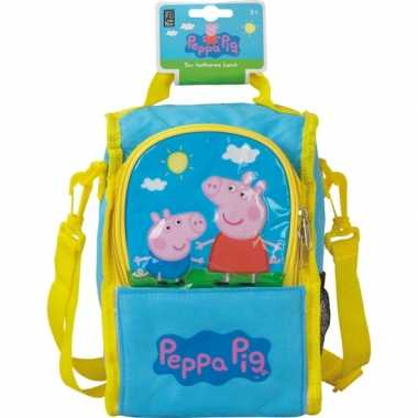 Peppa big kinder schooltas