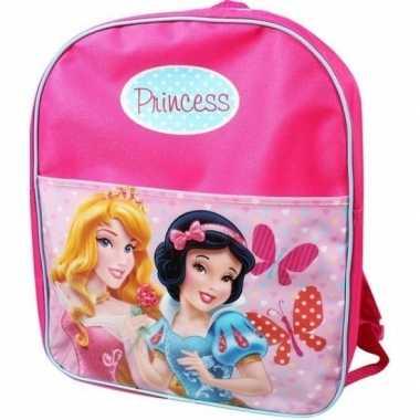 Roze disney princess schooltas meisjes kind