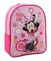 Minnie mouse schooltasje kinderen