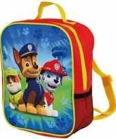 Paw patrol rugzak schooltas kinderen