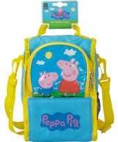 Peppa big kinder schooltas