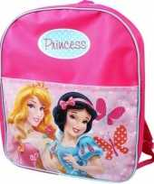 Roze disney princess schooltas meisjes kind